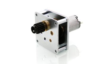 FeinwerkTechnik Geising - Getriebe Stirnradgetriebe F05