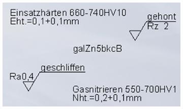 FeinwerkTechnik Geising - Verzahnungen Zahnräder Präzisionsteile Drehteile Frästeile Oberflächenbehandlung Wärmebehandlung
