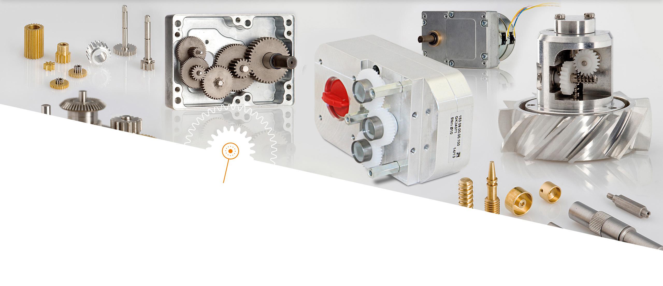 FeinwerkTechnik Geising - Getriebe Drehteile Frästeile Antriebe