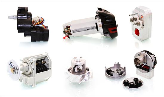 FeinwerkTechnik Geising - Kundenspezifische Antriebe Getriebebau Konstruktion Entwicklung