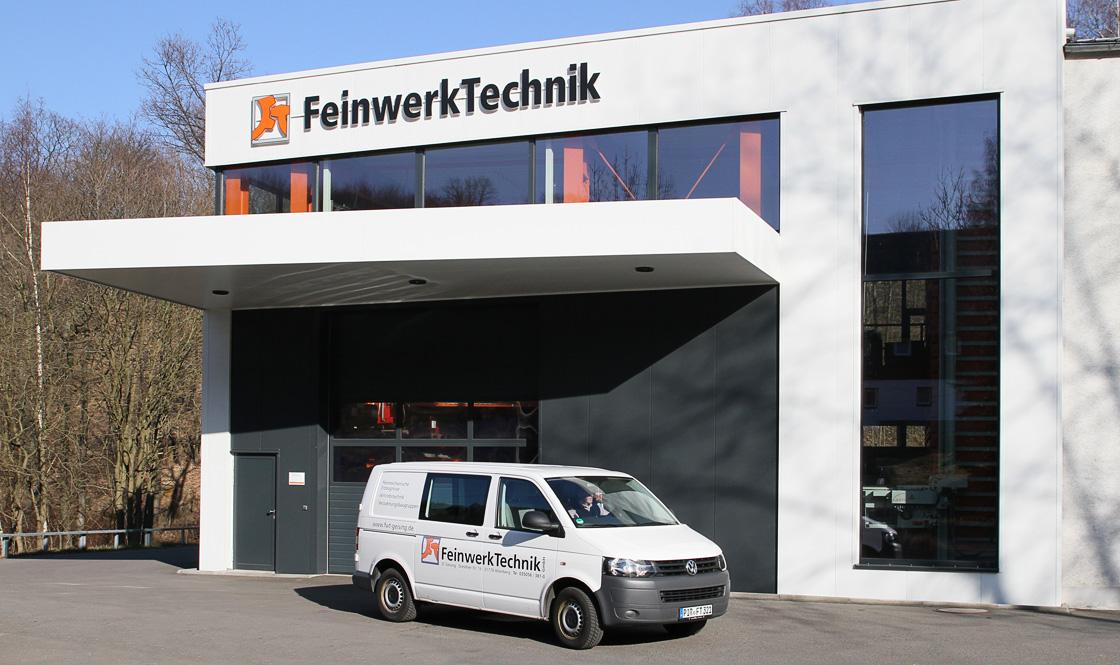 FeinwerkTechnik Geising - Getriebebau Antriebstechnik Drehteile Konstruktion Entwicklung Fertigung